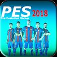 دانلود New PES 2018 (Pro) v2.1.1 بازی PES 2018 جدید اندروید