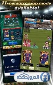 دانلود PES CARD COLLECTION 4.5.0 بازی pes کارت اندروید