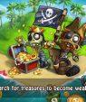 دانلود Zombie Castaways 4.10 - بازی زامبی عاشق اندروید + مود