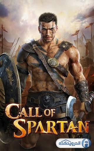 دانلود Call of Spartan v3.5.3 بازی جنگ اسپارتان اندروید