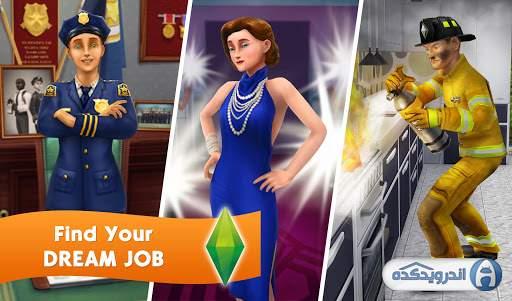 دانلود 28.0.0.120987 The Sims FreePlay بازی رایگان Sims اندروید