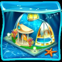 دانلود بازی احداث کلانشهر Aquapolis. Free city building! v1.51.10 اندروید – همراه نسخه مود