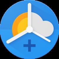دانلود ویجت آب و هوا، تقویم و ساعت Chronus: Home & Lock Widget 18.0.1