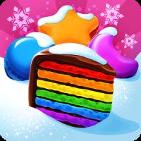 دانلود بازی زیبا و هیجان انگیز Cookie Jam v9.90.009 اندروید – همراه نسخه مود + تریلر