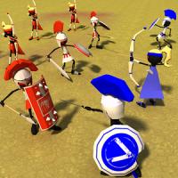 دانلود Greek Warriors : Castle Defence 5.0  بازی جنگجویان یونانی اندروید + مود