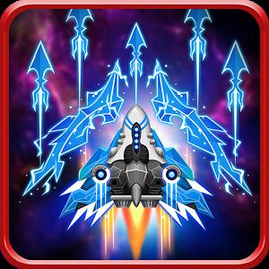 دانلود Space Shooter : Galaxy Shooting 1.209 بازی تیراندازی در کهکشان ها اندروید + مود