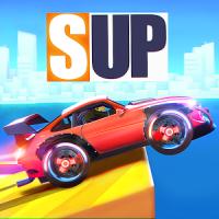 دانلود SUP Multiplayer Racing 1.9.9 بازی مسابقه چند نفره برای اندروید + مود