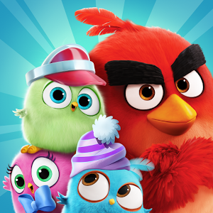Angry Birds Match 4.5.1  بازی پازلی پرندگان خشمگین اندروید