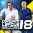 دانلود Dream League Soccer 2018 5.064 بازی لیگ رویایی فوتبال اندروید + دیتا