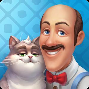 دانلود Homescapes 2.2.0.9000 بازی عمارت دار اندروید + مود