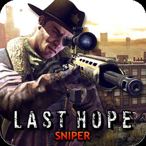 دانلود Last Hope Sniper – Zombie War 1.34 بازی جنگ زامبی اندروید + مود + مگامود