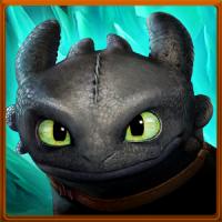 دانلود بازی اژدها : ظهور آدم بی کله Dragons: Rise of Berk v1.49.17 اندروید+مود