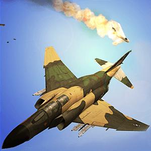 دانلود ۲٫۱۰٫۰ Strike Fighters Attack 3D بازی سه بعدی حمله جنگنده ها  اندروید