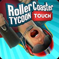 دانلود RollerCoaster Tycoon Touch 1.15.3 بازی شبیه سازی شهربازی اندروید + دیتا + مود