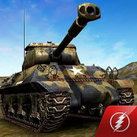 دانلود بازی آنلاین Armored Aces – ۳D Tanks Online v3.1.0 اندروید