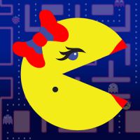 دانلود Ms. PAC-MAN by Namco 2.5.0  بازی خانم پک من اندروید