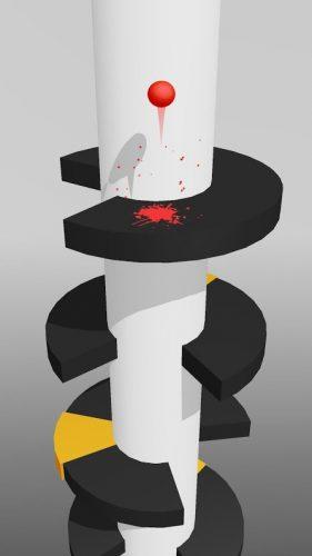 دانلود Helix Jump 3.6.0 - بازی هیجان انگیز پرش توپ اندروید