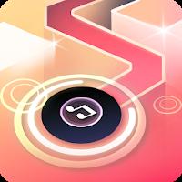 دانلود Dancing Ballz: Music Line 1.3.2  بازی خط موسیقی اندروید + مود
