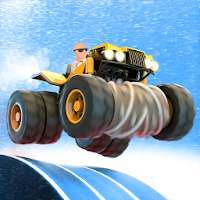 دانلود Prime Peaks – ۳D Hill Racing v28.1  بازی ۳Dمسابقه ای اتومبیلرانی در قله ها اندروید