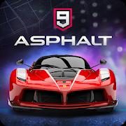 دانلود Asphalt 9: Legends 1.0.1a – بازی مسابقه ای آسفالت ۹ برای اندروید