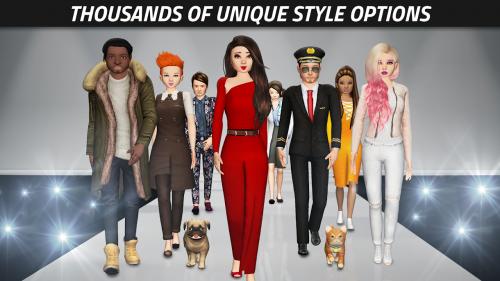 دانلود Avakin Life - 3D virtual world 1.021.13 - بازی زندگی آواکین اندروید