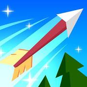 دانلود Flying Arrow 4.6.1 بازی رقابتی فلش پرنده اندروید+مود