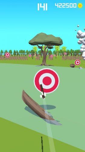 دانلود Flying Arrow 4.7.0 - بازی رقابتی فلش پرنده اندروید