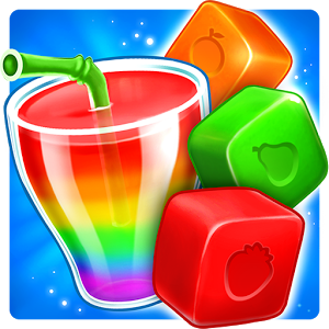 دانلود Fruit Cube Blast 1.7.3 – بازی پازی منفجر شدن میوه ها اندروید