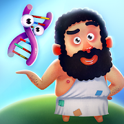 دانلود بازی Human Evolution Clicker Game: Rise of Mankind 1.8.9 تکامل بشریت اندروید+مود
