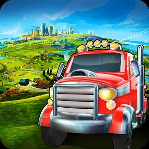 دانلود Transit King 1.20 – بازی شرکت حمل و نقل اندروید