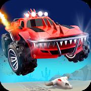 دانلود GX Monsters 1.0.31 – بازی مسابقه ای هیولای جاده برای اندروید + مود