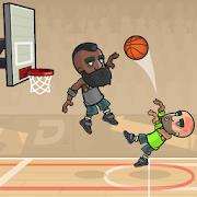 دانلود Basketball Battle 2.2.3 – بازی ورزشی بسکتبال دو نفره اندروید + مود
