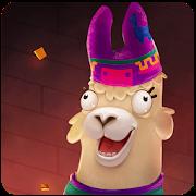دانلود Adventure Llama 1.0 – بازی لاما ماجراجویی سرگرم کننده اندروید
