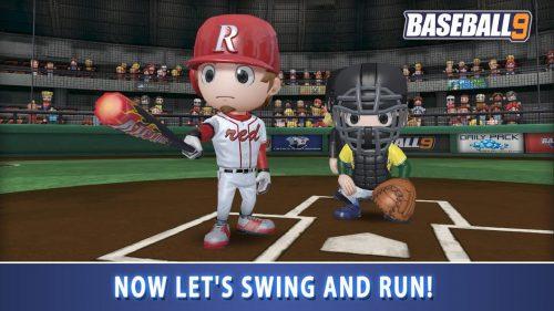 دانلود BASEBALL 9 v1.6.4 - بازی ورزشی بیسبال اندروید