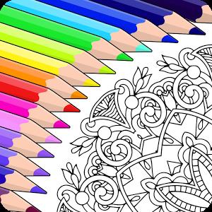 دانلود Colorfy – Coloring Book Plus 3.5.1 – برنامه سرگرم کننده کتاب رنگ آمیزی اندروید
