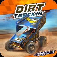 دانلود Dirt Trackin Sprint Cars 2.0.04 بازی ماشین های سرعتی کثیف اندروید + دیتا