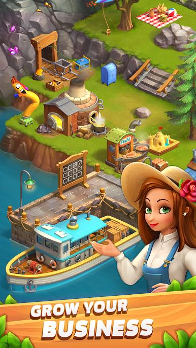 Funky Bay Amazing Farm Game 2 - دانلود Funky Bay 19.983.0 – بازی کشاورزی برای اندروید