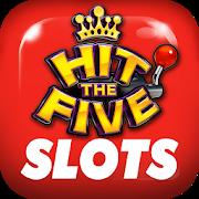 دانلود Hit the 5 Casino – Free Slots 1.0.47 – بازی تفننی جالب برای اندروید