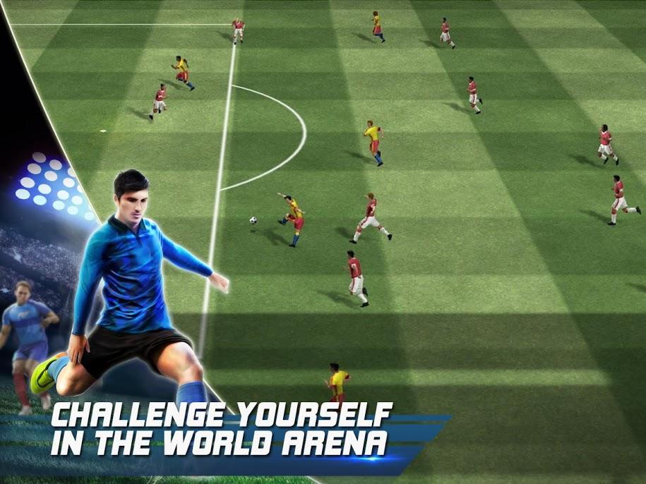 دانلود Real Football 1.7.0 - بازی فوتبال واقعی آنلاین اندروید