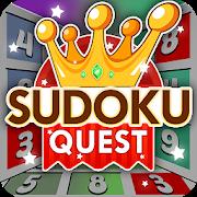 دانلود Sudoku Quest 2.4.121 – بازی جذاب سودوکو برای اندروید