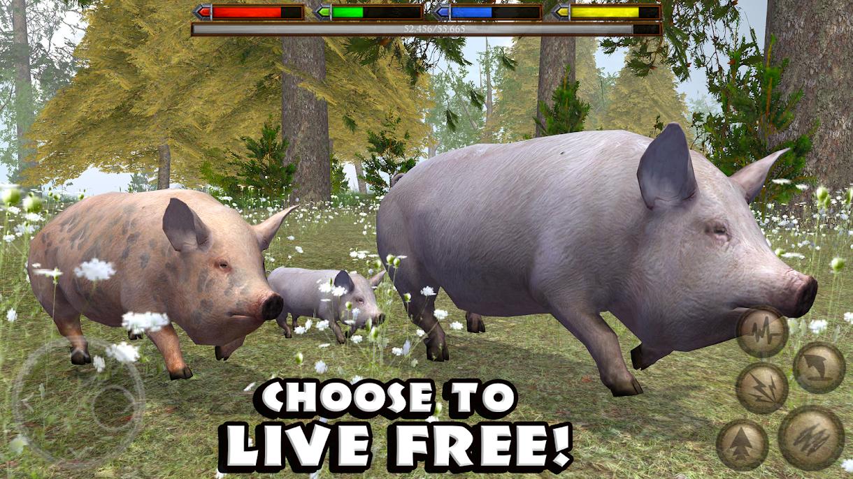 دانلود Ultimate Farm Simulator 1.3 - بازی نگهداری از حیوانات اهلی اندروید