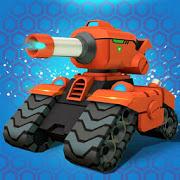 دانلود Tankr.io 4.9 – بازی مهیج و اکشن مبارزه تانک ها برای اندروید + مود