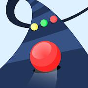 دانلود Color Road 3.3.1 – بازی کنترل توپ در جاده رنگی برای اندروید