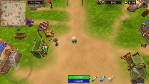 دانلود The Legend of Faty 2.1 - بازی نقش آفرینی فوق العاده برای اندروید