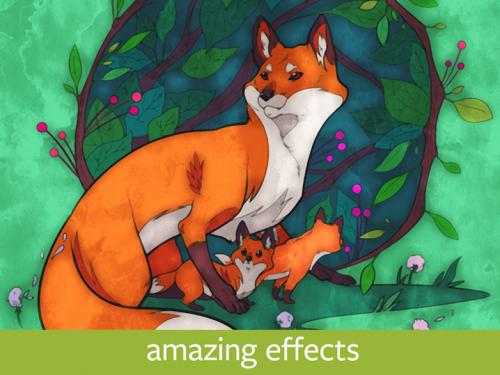 دانلود Colorfy – Coloring Book Plus 3.11 – برنامه سرگرم کننده کتاب رنگ آمیزی اندروید