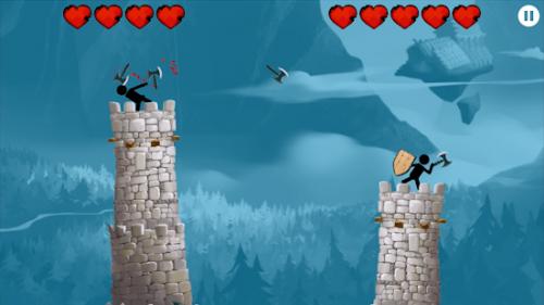 دانلود The Vikings 1.0.9 بازی هیجانی و رقابتی وایکینگ ها اندروید