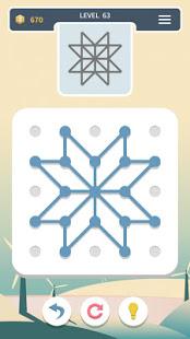 unnamed 22 - دانلود Weave the Line 2.3.3 – بازی پازلی خط کشیدن برای اندروید + مود
