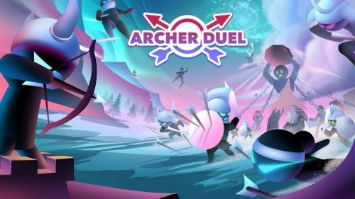 unnamed 3 500x281 - دانلود Archer Duel 1.0.8 – بازی دوئل کمانداران اندروید