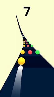 unnamed 39 - دانلود Color Road 2.1.0 – بازی کنترل توپ در جاده رنگی برای اندروید