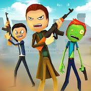 دانلود Stick Neighbor Battleground Royale 1.3 – بازی جنگ خیابانی استیکمن اندروید